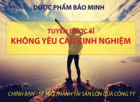 tuyển dụng Bảo Minh